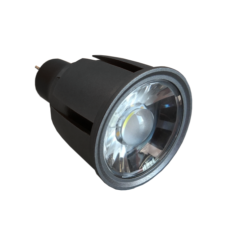 GU5.3 7W bulb (Aluminum)
