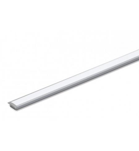 Barra LED 18W delgada (Tipo U)