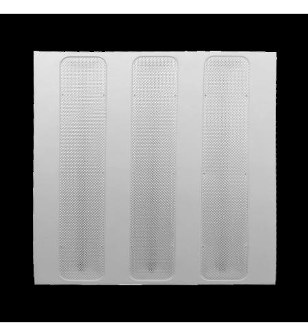 Panel LED 3 lineas 35W 60x60 cm