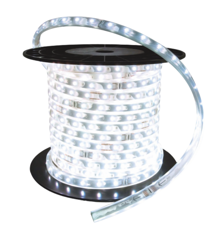 White LED strip 220v