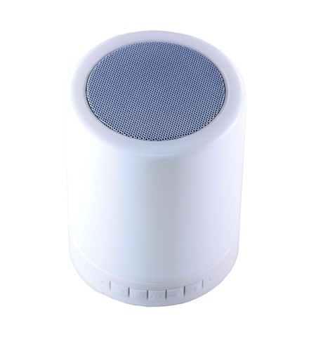 Lamp (RGB) with speaker