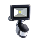 Proyector de exterior 10W (Detector de presencia)