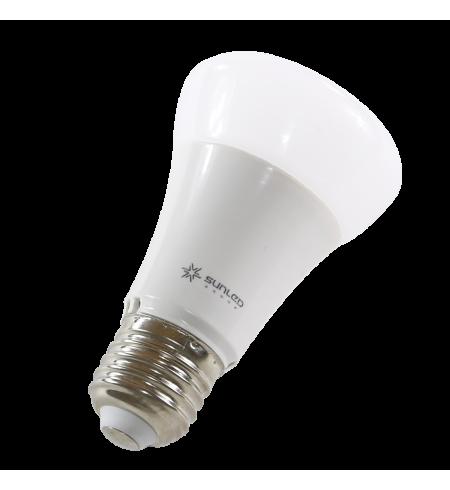 Bombilla LED 12W (plástico + aluminio) E27 120º