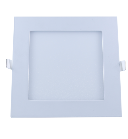 18W square downlight panel