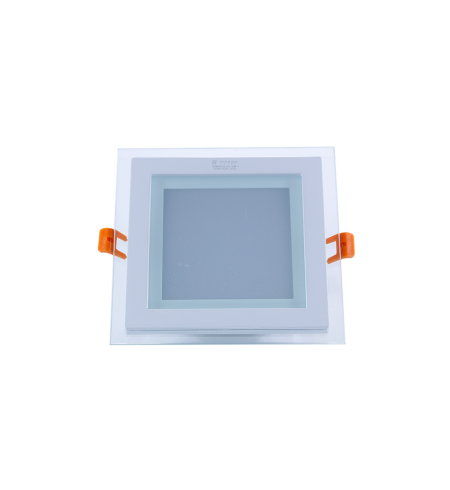 Square Glass 6W Downlight Panel (SMD)