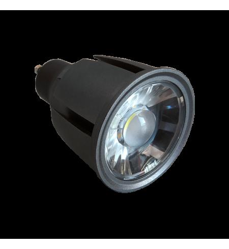 Lámpara GU10 5W (Aluminio)