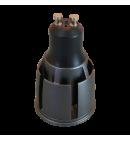 GU10 5W bulb (Aluminum)