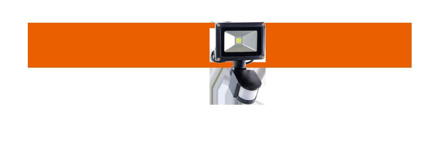 Serie con detector de movimiento
