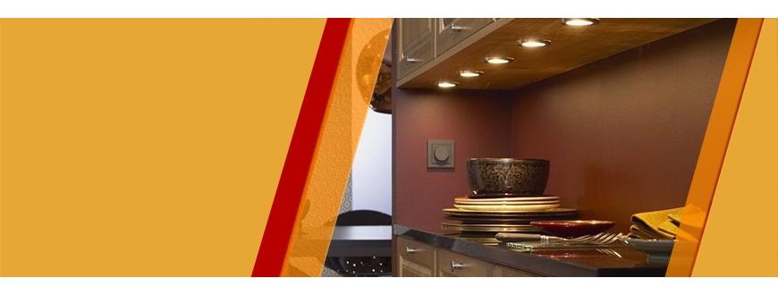 Kitchens LED lighting