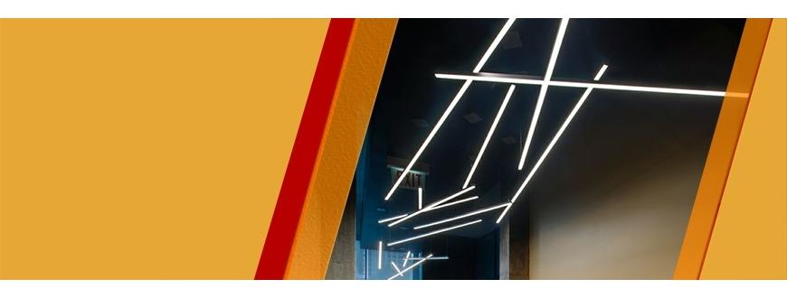 Iluminación LED Garajes
