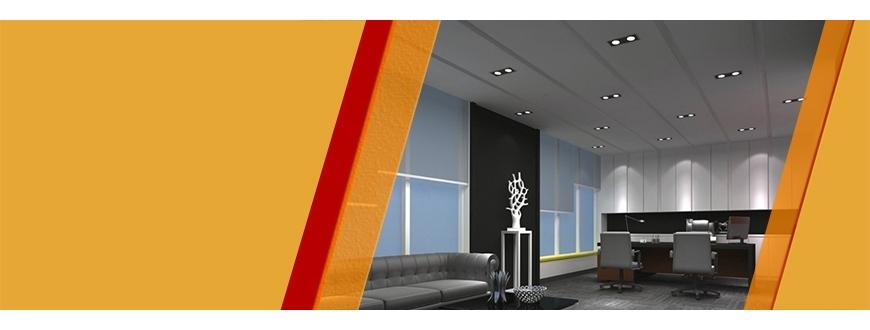 Iluminación LED Oficinas